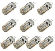 Dekorativ LED Mais-Birnen G4 3W 260 LM K 57 SMD 3014 Warmes Weiß / Kühles Weiß DC 12 V