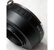 eos lentes EF para las micro 4/3 m4 / 3 adaptador de E-P1 E-P2 E-P3 E-PL1 E-PL2 G3 G1 GF2