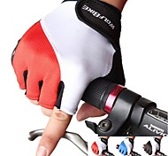 WEST BIKING® Fingerless Sports Mountain Bike Mittens Anti-skidding Summer Breathable Cycling Bicycle Gloves For Men