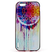 Oil Painting Pattern Back Case Cover for  iPhone6