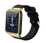 Pandaoo 1.55'' Touch Screen Smart Bluetooth Watch Phone Supports 1.3M Camera and Single SIM Bluetooth Function