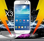 Ultimate Shock Absorption Screen Protector for Samsung Galaxy  S4 mini I9190 (3 PCS)