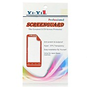 2pcs Protective Front And Back PET Clear Screen Protectors for Sony Xperia Z1 / L39H / C6902