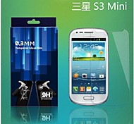 0.33mm Screen Guard Protector with Cleaning Cloth for Samsung S3 mini