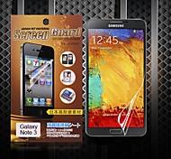matte Displayschutzfolie für Samsung Galaxy Galaxy Note 3 (5 Stück)