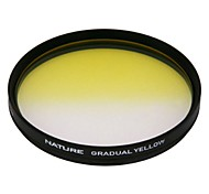 Nature 77mm Yellow Graduated Color Filter