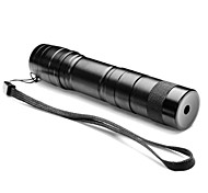 LT-2010 Adjustable Burning Purple Laser Pointer(5MW. 405nm. 1X16340.Black)