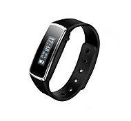 Smart Bracelet / Activity Tracker / Wristbands Sleep Tracker / Multifunction / Pedometers / Wearable Bluetooth4.0 iOS / Android / IPhone