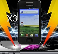 Ultimate Shock Absorption Screen Protector for Samsung Galaxy Ace S5830 (3 PCS)