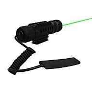 LT-026 Green Laser Pointer (1MW,532nm,1x16340,Black)