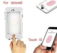 Waterproof Case w Touch Screen with Fingerprint Key Function for iPhone 6(Assorted Color)
