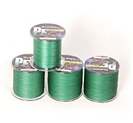 300M / 330 Yards PE Braided Line / Dyneema / Superline Fishing Line Green 30LB 0.26 mm ForSea Fishing / Fly Fishing / Bait Casting / Ice