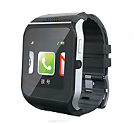 "TOCHIC 1.55"" Android 2G Watch Phone Bluetooth V3.0 Smart Camera / SIM / TF Card Slot(Assorted Colors)"
