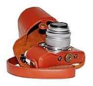 dengpin® искусственная кожа личи случай модели камеры для Olympus PEN E-PL7 с 17мм / 14-42мм объективом