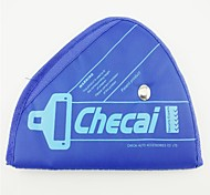 CHECAI Triangle Oxford + Sponge Car Safety Belt Fixing Shoulder Pad for Kids