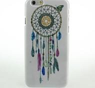 weißen Traumfänger Muster Hülle für das iPhone 6