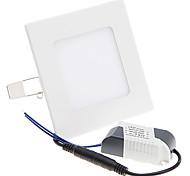 Epistar 6 W 30 SMD 2835 500-550 LM Cool White Ceiling Lights AC 85-265 V