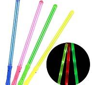 Farbe Licht emittierende Fluoreszenz-Stick (Farben zufällig)