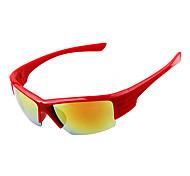Anti-Reflective Men's Rectangle Aluminum Sports Sunglasses
