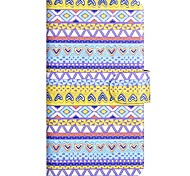 Classical style Pattern PU Mobile Phone Holster With Card Slot for iPhone 6