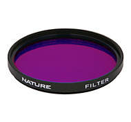 nature 52mm filtre panchromatique violet