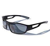 Sunglasses Men / Women / Unisex's Classic / Lightweight / Sports / Fashion Wrap Black / White Cycling Full-Rim