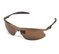 Anti-Fog Wrap PC Sports Sunglasses