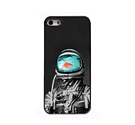 Spaceman Design Aluminium Hard Case for iPhone 4/4S