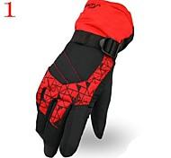 Women's High Quality Fashion Keep Warm Ski Gloves