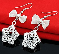 Fashion Exquisite Ocean Star Earrings Random Color