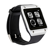 USA Talos Wearable Smartwatch,Camera Media Message Control/Hands-Free Calls/Pedometer for Android