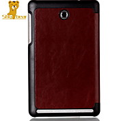 Shy Bear™ Luxury Leather Cover Case for Acer Iconia A1-840 A1 840 Tab 8.0 Inch Tablet