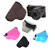 Pajiatu® Neoprene Soft Camera Protective Case Bag Pouch for Samsung NX3000 NX2000 NX1100 with 20-50mm Lens