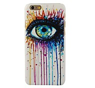 The Eyes Design Hard Case for iPhone 6