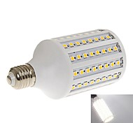 E26/E27 20 W 102pcs SMD 2835 2000lm LM Cool White Corn Bulbs AC 220-240 V