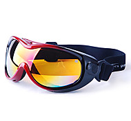 HB Black & Red Frame Protection Ridding & Snow Goggles