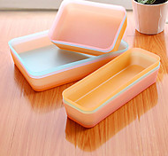 Japanese Bright Drawer Multifunctional Organizers Creative Cutlery Storage Boxes Clutter Baubles Storage Boxes