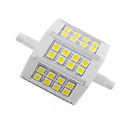 5W R7S LED Corn Lights 24 SMD 5050 300 lm Warm White Decorative AC 85-265 V