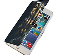 Finger Skulls Magnetic Flip Full Body Case with Hole for iPhone 6