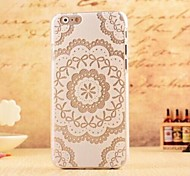 Dermatoglyph  Pattern PC Soft Cover for iPhone 6