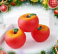 Christmas Supplies Gradient Apple Colorful LED  Night Light Coloured Drawing or Pattern
