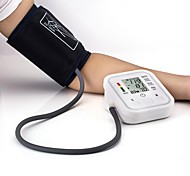 estilo de pulso monitor de pressão arterial eletrônico com voz ao vivo opcional