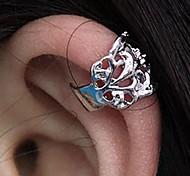 Punk Fashion Ear Clips [1 Contains Five Pieces ] Random Color