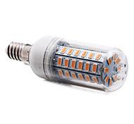 5W E14 LED Corn Lights T 56 SMD 5730 450 lm Warm White AC 220-240 V