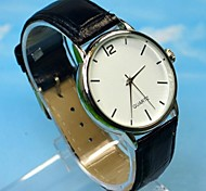 Women's Circular Quartz Fashion Belt Watch