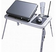 Leapower Folding Portable Computer Desk (with Radiator