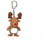 Elk LED Keychain Flashlights(3*AG10)