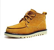 Men's Shoes Fashion Boots Comfort Combat Boots Flat Heel Calf Hair Ankle Boots More Colors available