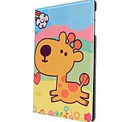 casi tablet monqiqi 10.5inch modello giraffa per Samsung T800