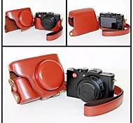 Pajiatu® PU Leather Camera Protective Case Bag Cover for Panasonic Lumix LX7 LX5  Digital Camera